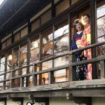 あきた舞妓と旧料亭金勇見学ツアー